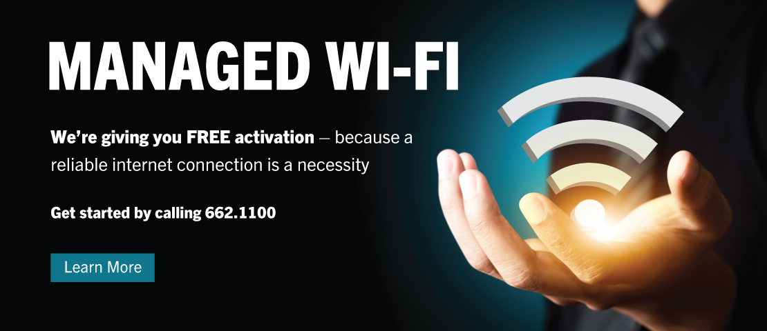 Managed Wi Fi