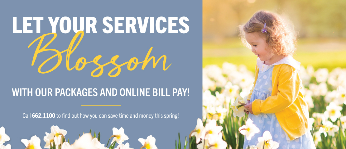 Let Your Services Blossom